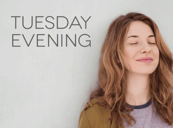 Tuesday Evening Class