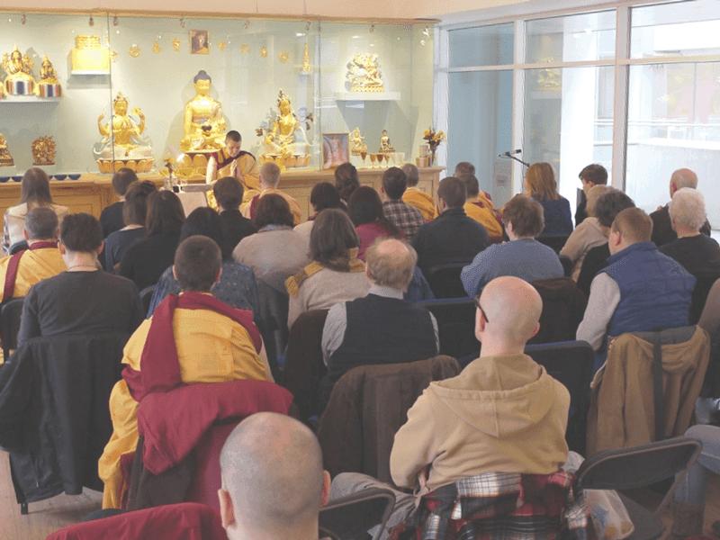 Meditation class in Glasgow