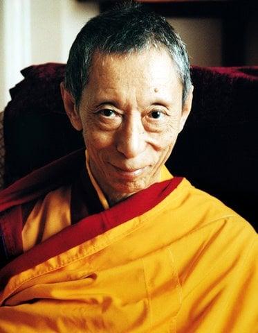 venerable geshe kelsang gyatso rinpoche