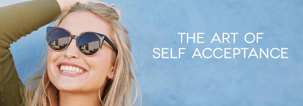 art of self acceptance