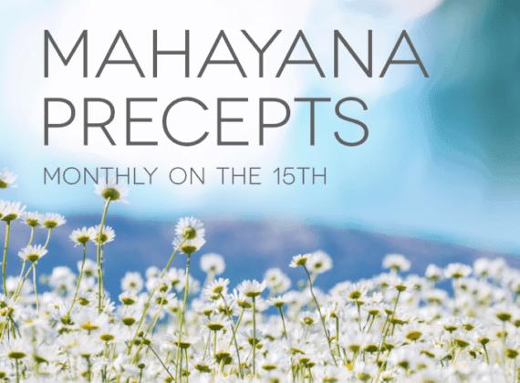Mahayana Precepts