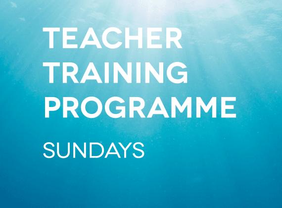 Teacher Training Programme Sundays